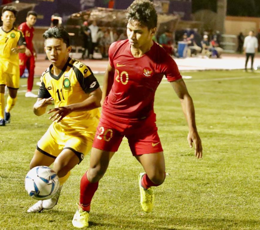 Osvaldo Haay Bersaing dengan Bintang Vietnam Pimpin Daftar Top Skorer