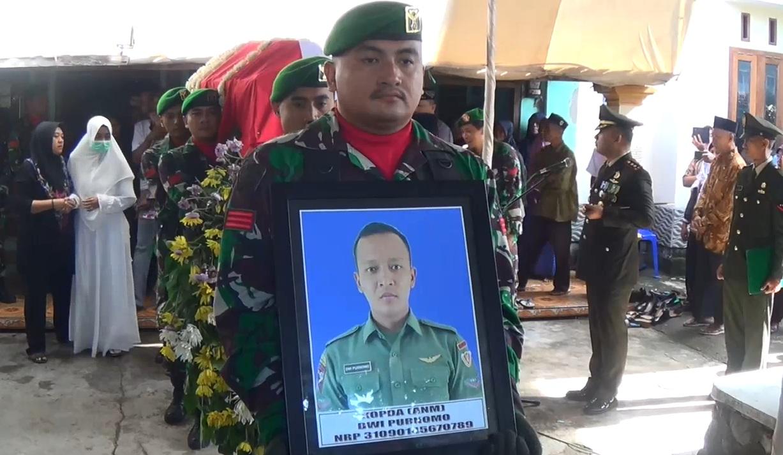 Keluarga Tak Ingin Kopda Dwi Purnowo Disemayamkan di Makam Pahlawan