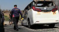 Merinding, Polisi Temukan Alat Perdukunan di Tas Milik Pelaku Pembakaran Mobil Via Vallen