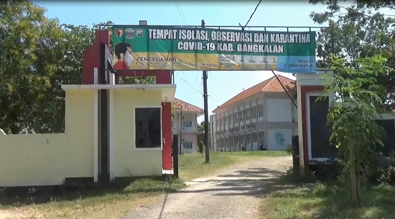 Di Bangkalan, Pasien Perempuan Positif Covid-19 Kabur