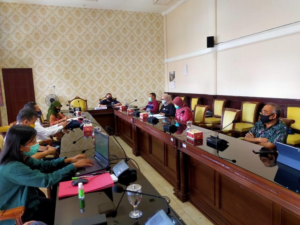 Pemkot Surabaya  Gratiskan Rapid Test Calon Mahasiwa Peserta UTBK, Tapi Ada Syaratnya