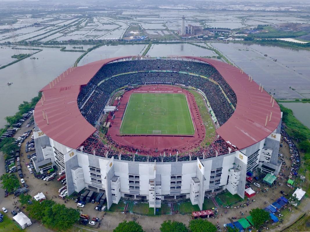 Tatap Piala Dunia U-20,  Renovasi Stadion GBT Dipercepat