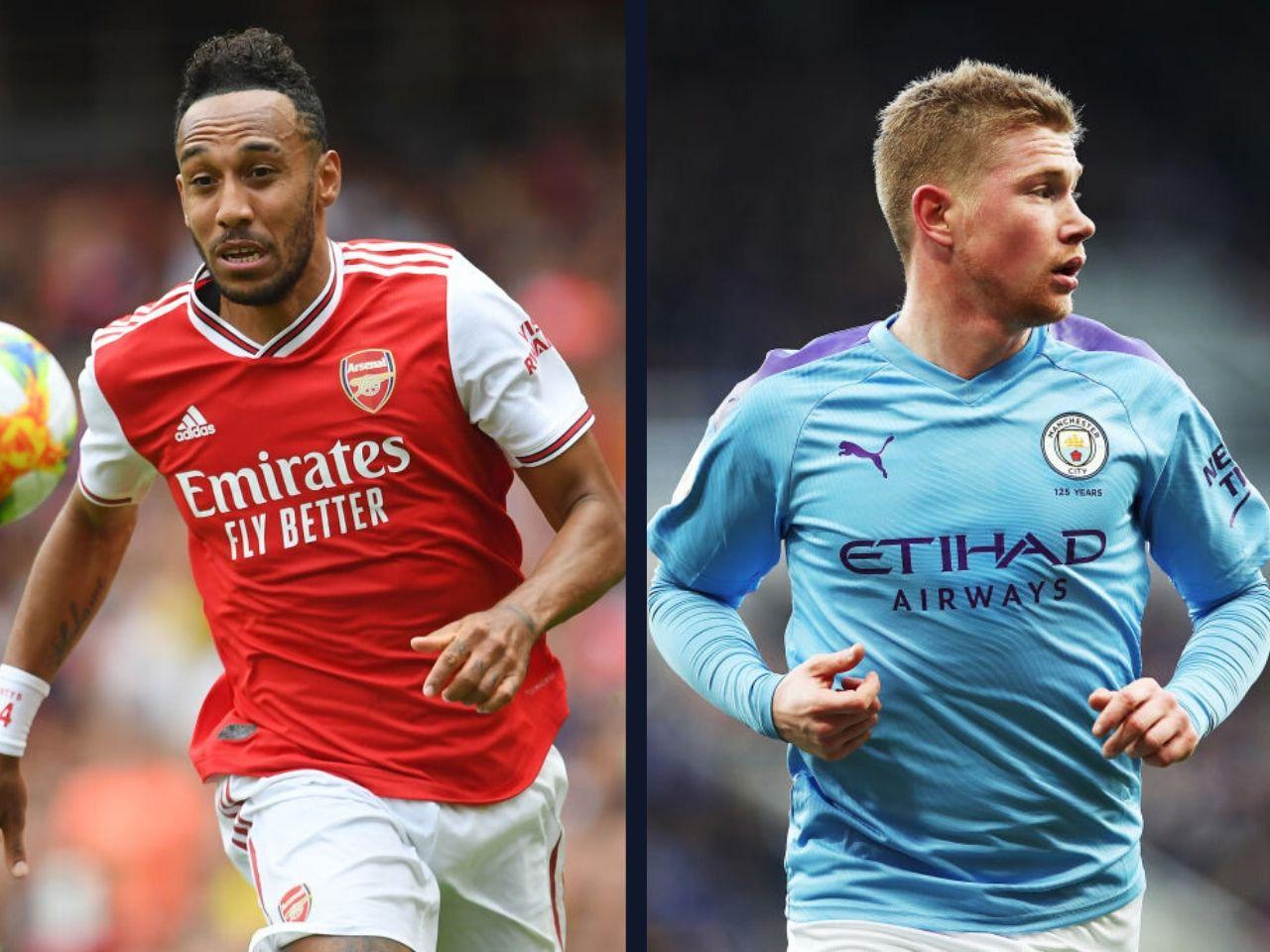 5 Fakta Unik Jelang Duel Arsenal Vs Man City Malam Ini