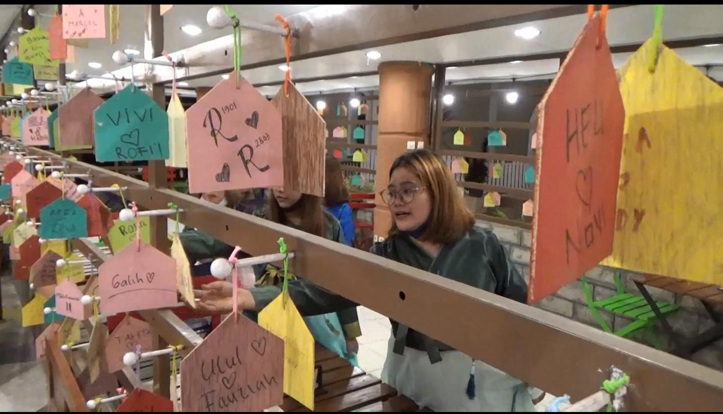 Menikmati Sensasi Suasana Korea Mini Khas Jember