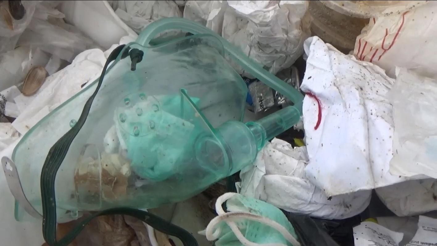 Dinkes Nganjuk Investigasi Temuan Limbah Medis di TPA Kedungdowo