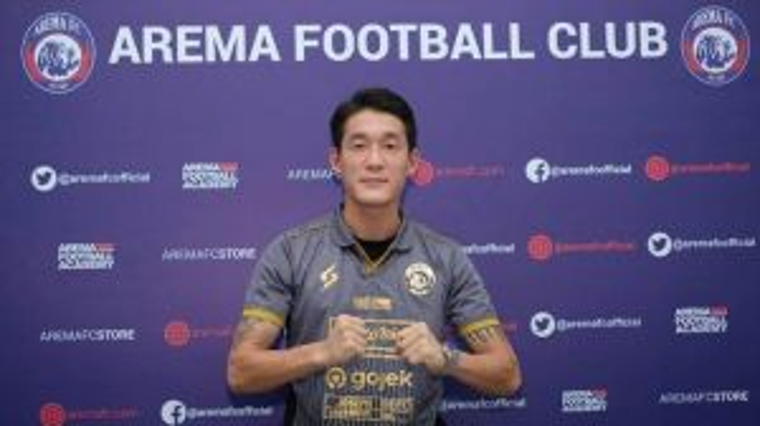 Terganjal Aturan Imigrasi, Dua Pemain Asing Arema FC Absen Latihan