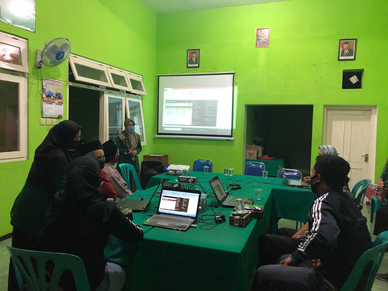 Permudah Laporan Keuangan, Unusa Luncurkan Masjid Go Digital