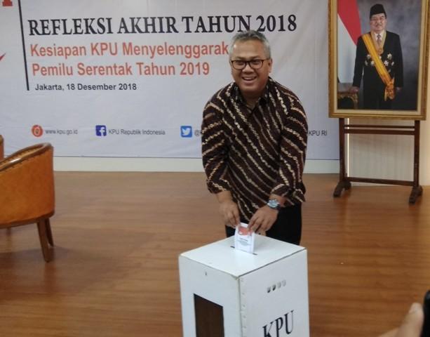 Arief Budiman Positif Covid-19, Kantor KPU Ditutup