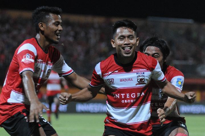 Pekan Ini, Madura United Tantang Persela Lamongan