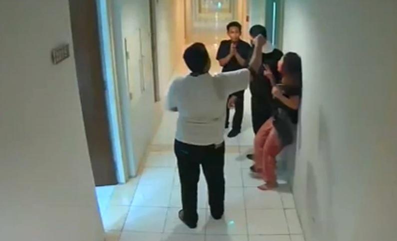 Aniaya Wanita di Apartemen Surabaya, Pria Berlagak Tim Sukses Diringkus
