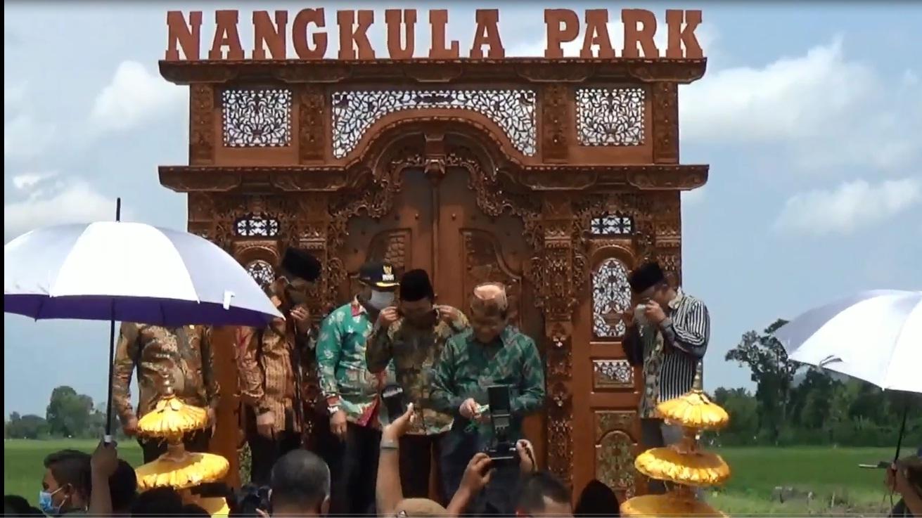 Menteri Halim Iskandar Luncurkan Desa Digital di Tulungagung