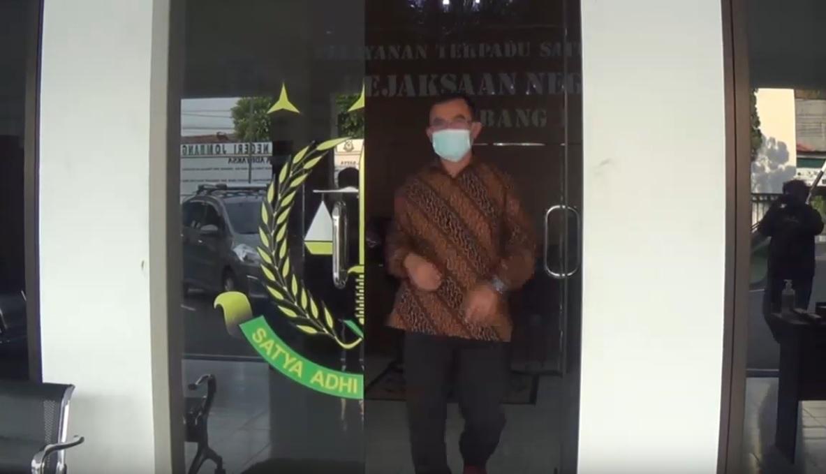 Kejari Jombang Periksa Ketua KONI, Diduga Korupsi Dana Hibah Rp7,5 Miliar