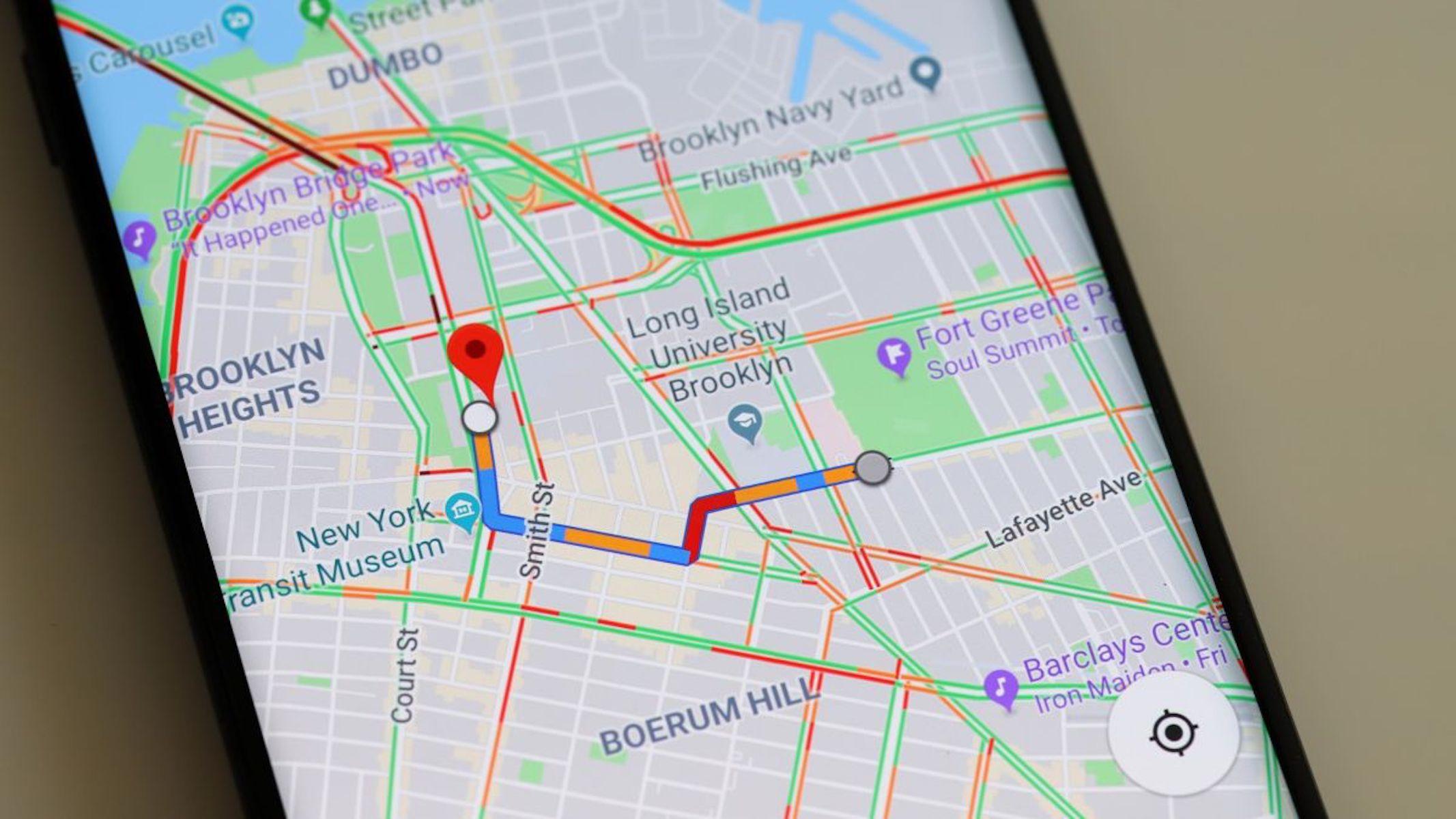 Begini Cara Mudah Melacak Nomor Hp Lewat Google Maps