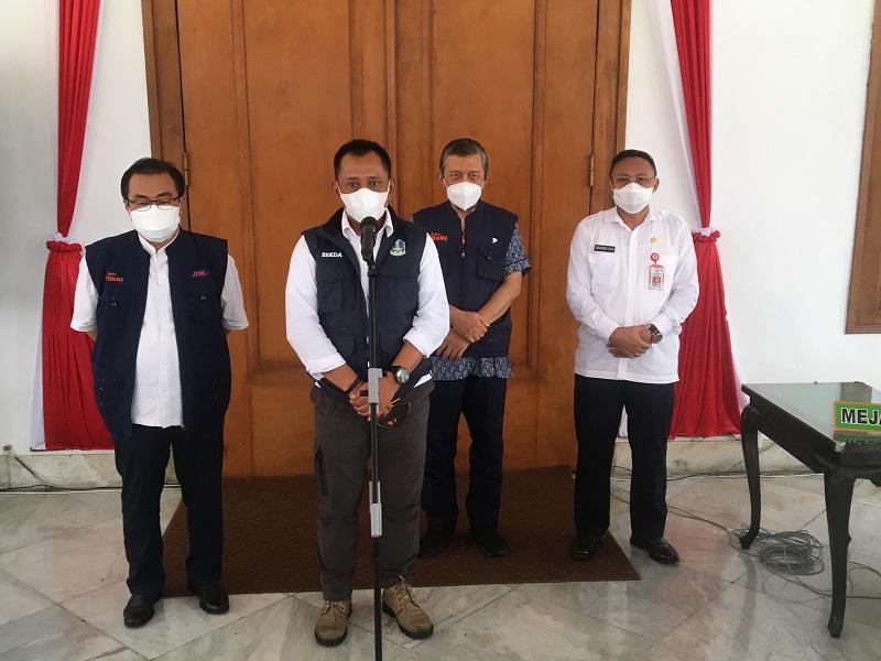 Sekda Provinsi Jatim, Heru Tjahjono