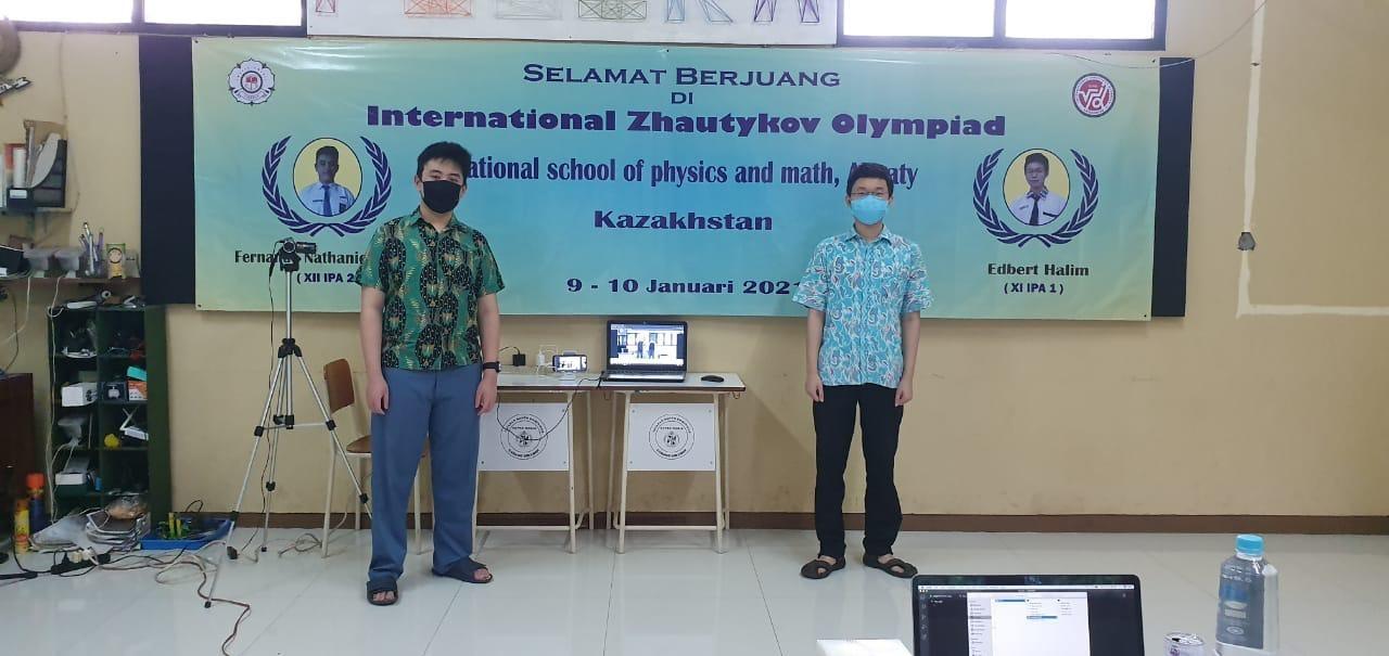 Bangga! Siswa Indonesia Raih Nilai Sempurna pada Ajang Olimpiade di Kazakhstan
