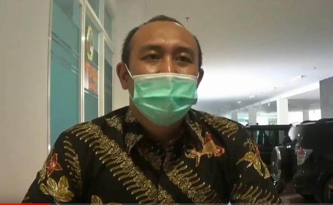 Manager Persela Lamongan, Yunan Ahmadi (Foto / Metro TV)