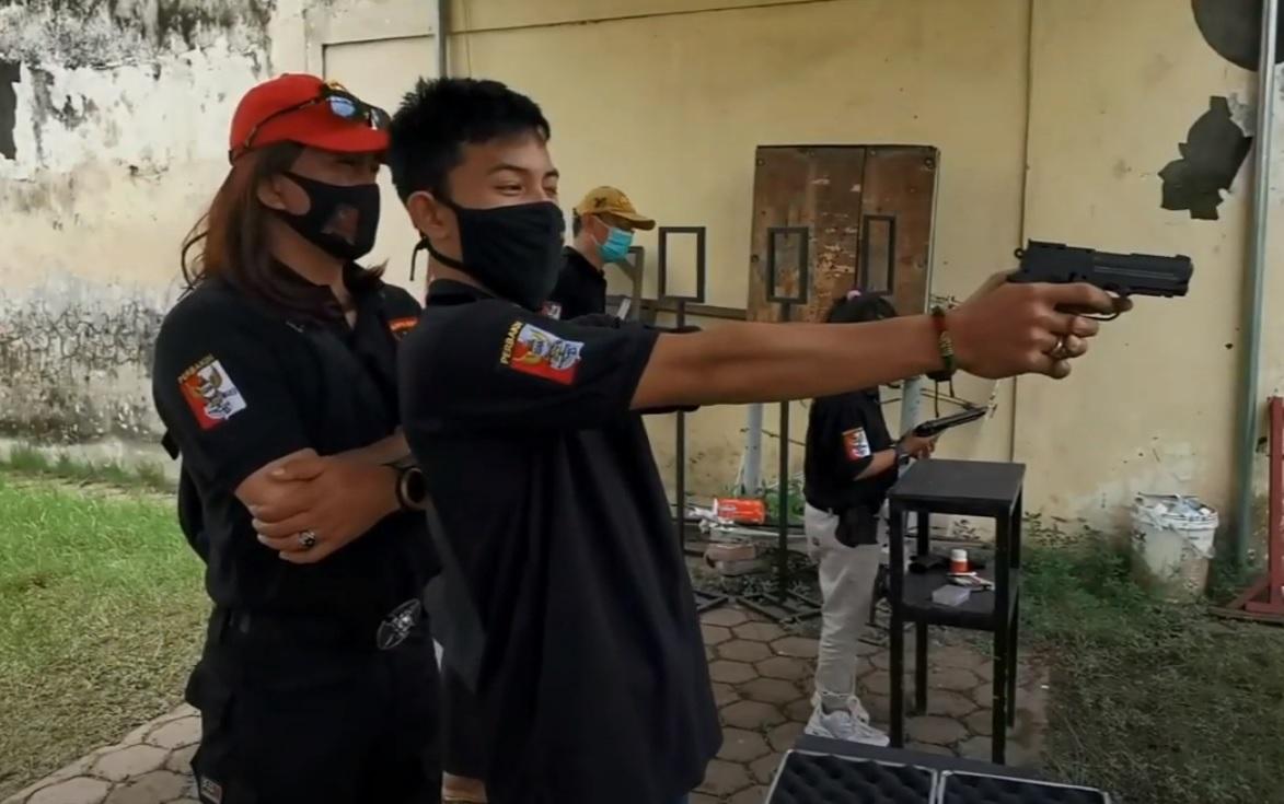 Atasi Kebosanan Anak,  Yuk Latihan Menembak...