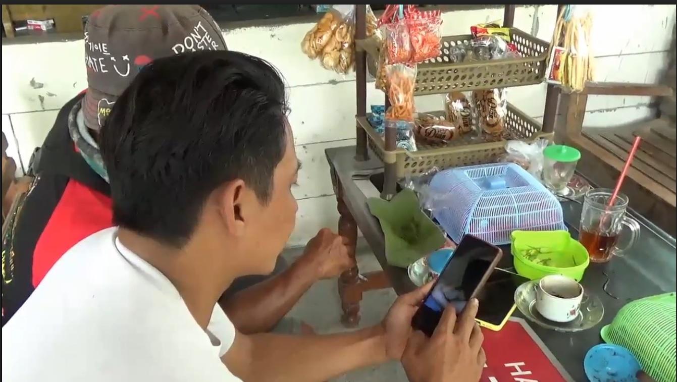 Video mesum satu keluarga viral dan membuat masyarakat heboh (Foto / Metro TV)