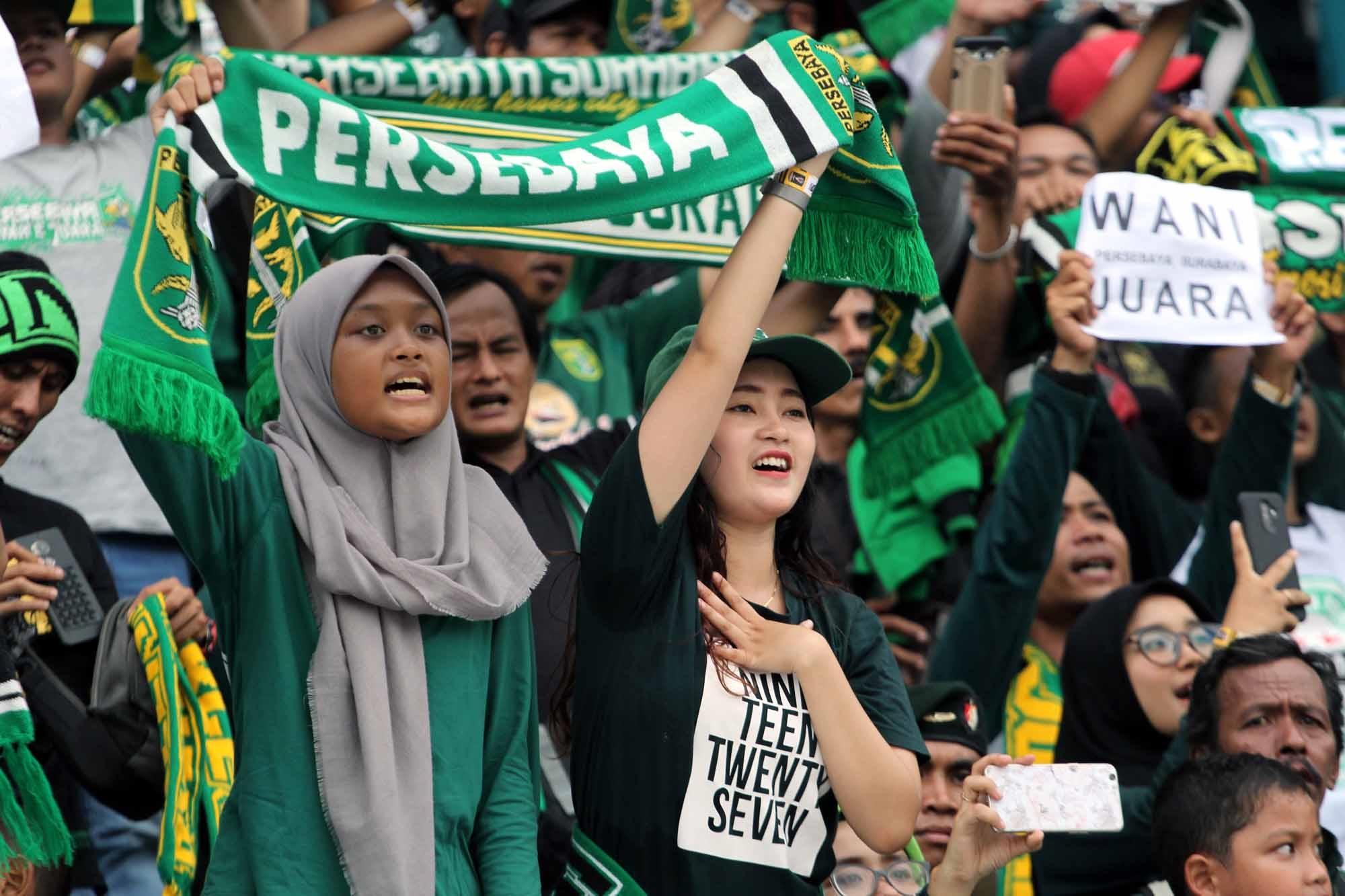Janji Bonek Jelang Piala Menpora; Jauhi Stadion!