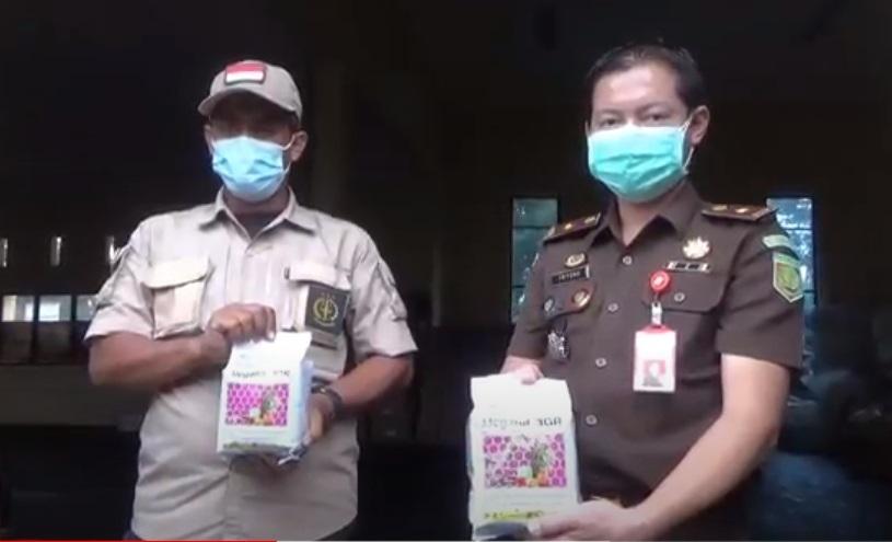 Bareskrim Ungkap Peredaran Pestisida Palsu di Jember