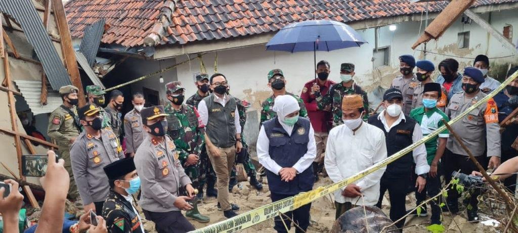 Gubernur Jatim Kunjungi Ponpes Annidhamiyah Pamekasan