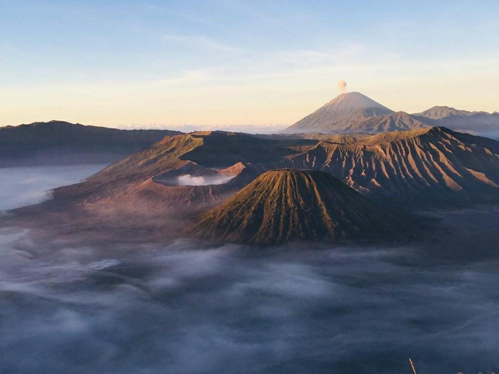 Gunung Bromo merupakan salah satu destinasi wisata favorit wisatawan mancanegara (Foto / Istimewa)
