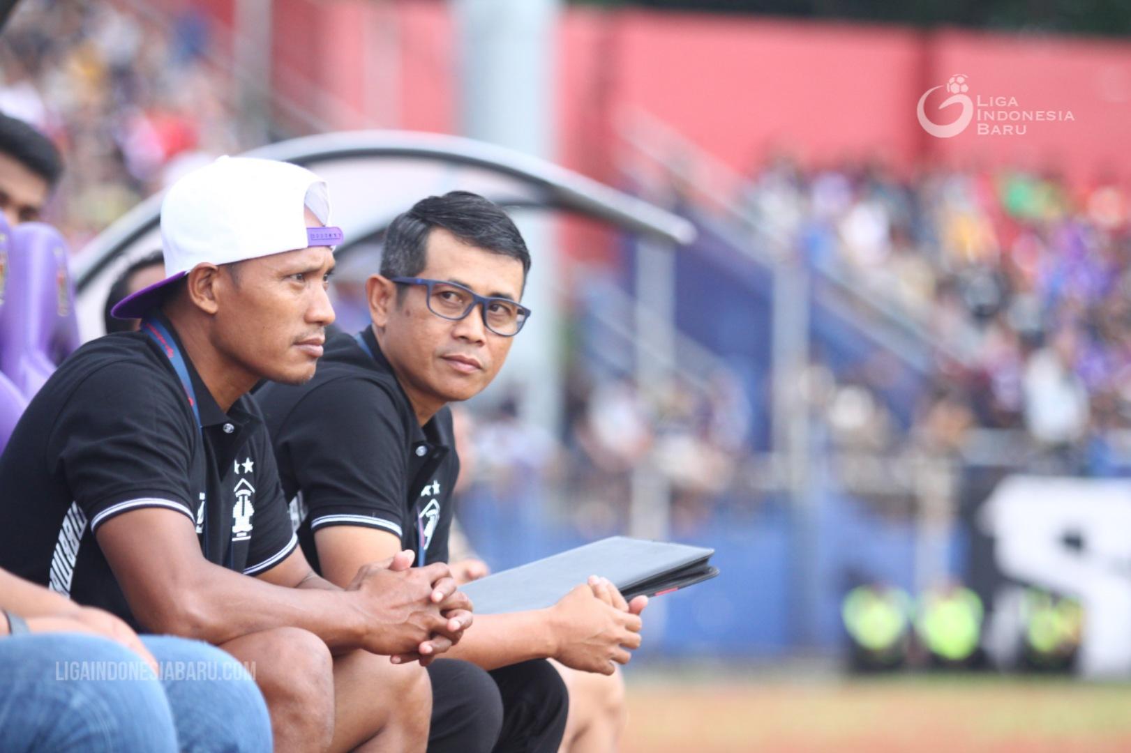 Sempat Digusur, Joko Susilo Jadi Pelatih Persik Lagi