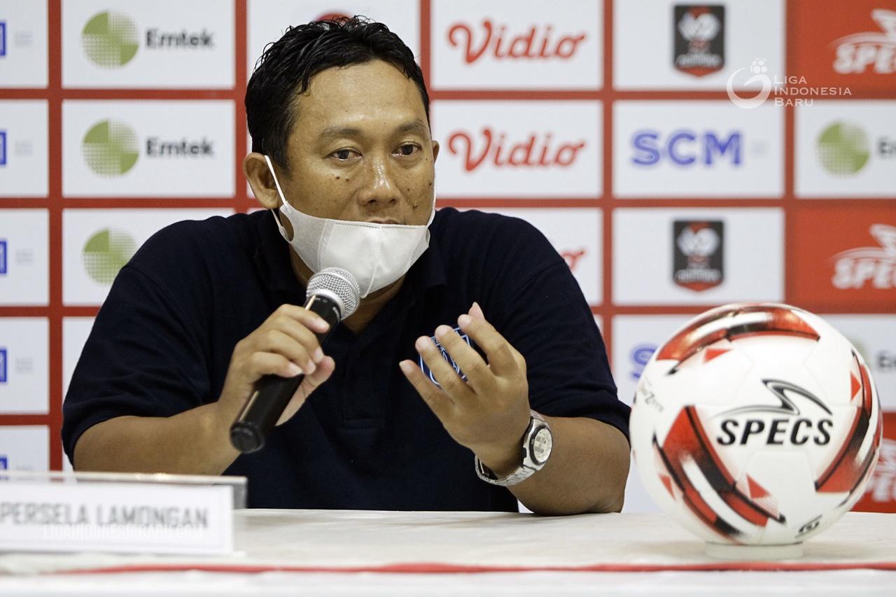 Jadi Raja Imbang di Piala Menpora, Ini Kata Pelatih Persela!