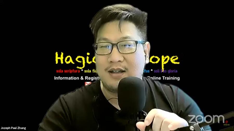 Hina Nabi  Muhammad,  Youtuber Paul Zhang Diburu Hingga Luar Negeri