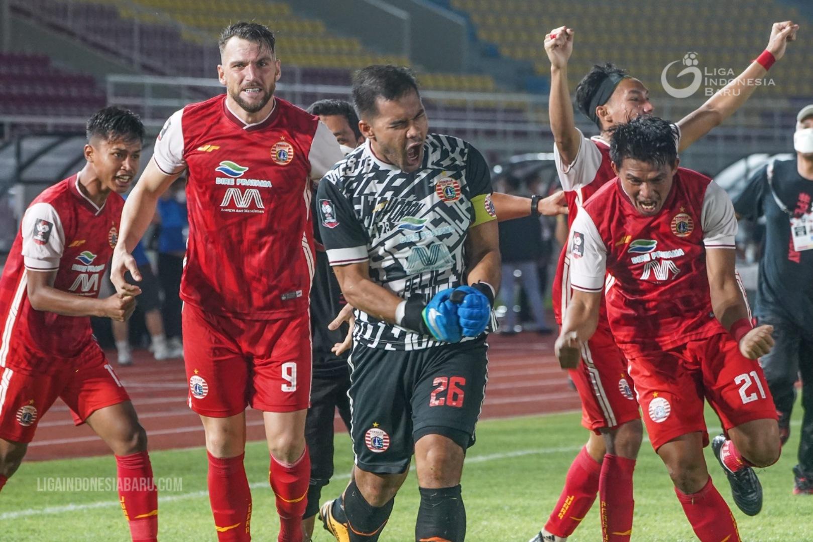 Dramatis, Persija Melaju ke Final Piala Menpora
