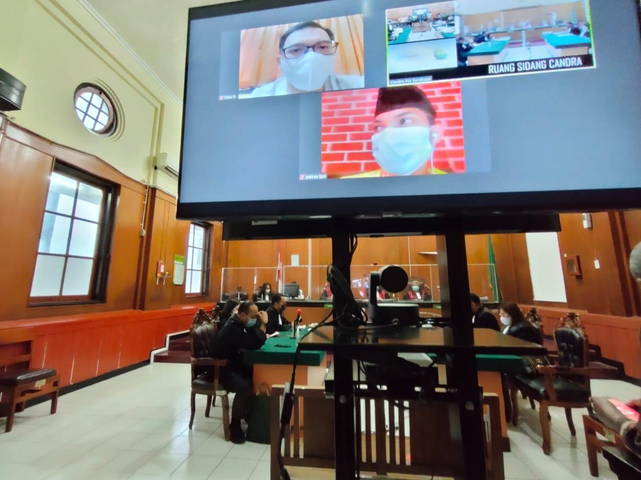 Sidang Pembelaan Terdakwa Christian Halim, Jaksa : Hanya Susunan Opini