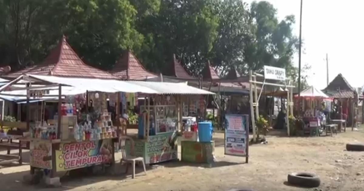 Diterjang Kabar Tsunami, Pantai Pacitan Sepi Pengunjung