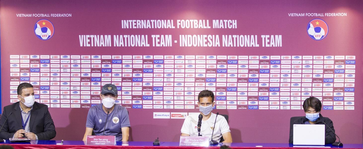 Jadwal Siaran Langsung Indonesia Vs Vietnam, Malam Ini: Duel Pelatih Ginseng!