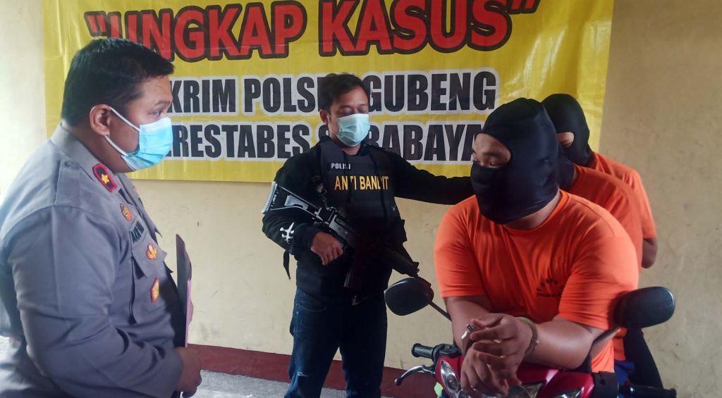 Terapis Panggilan Pingsan Digilir 3 Pemuda Surabaya