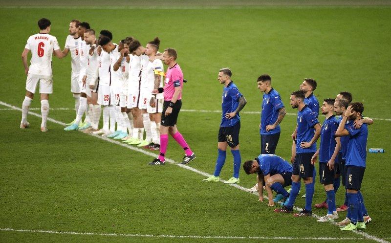 Drama Adu Penalti, Italia Juara Euro 2020 Kalahkan Inggris