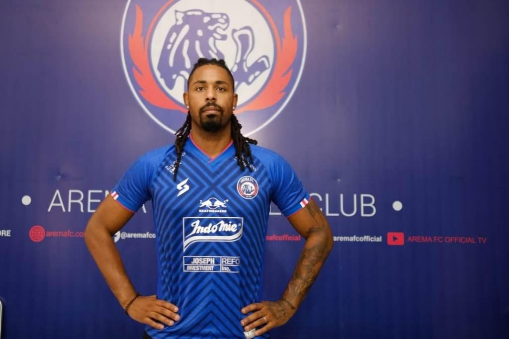 Carlos Fortes. (Foto: MO Arema FC)