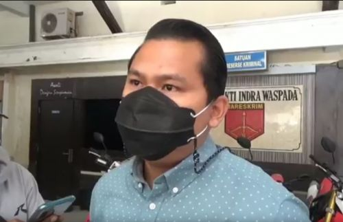 Kasatreskrim Polres Tulungagung, AKP Christian Kosasih (metrotv)