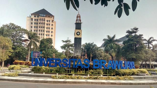 Universitas Brawijaya Malang Peringkat ke 4 Kampus Terbaik di Indonesia