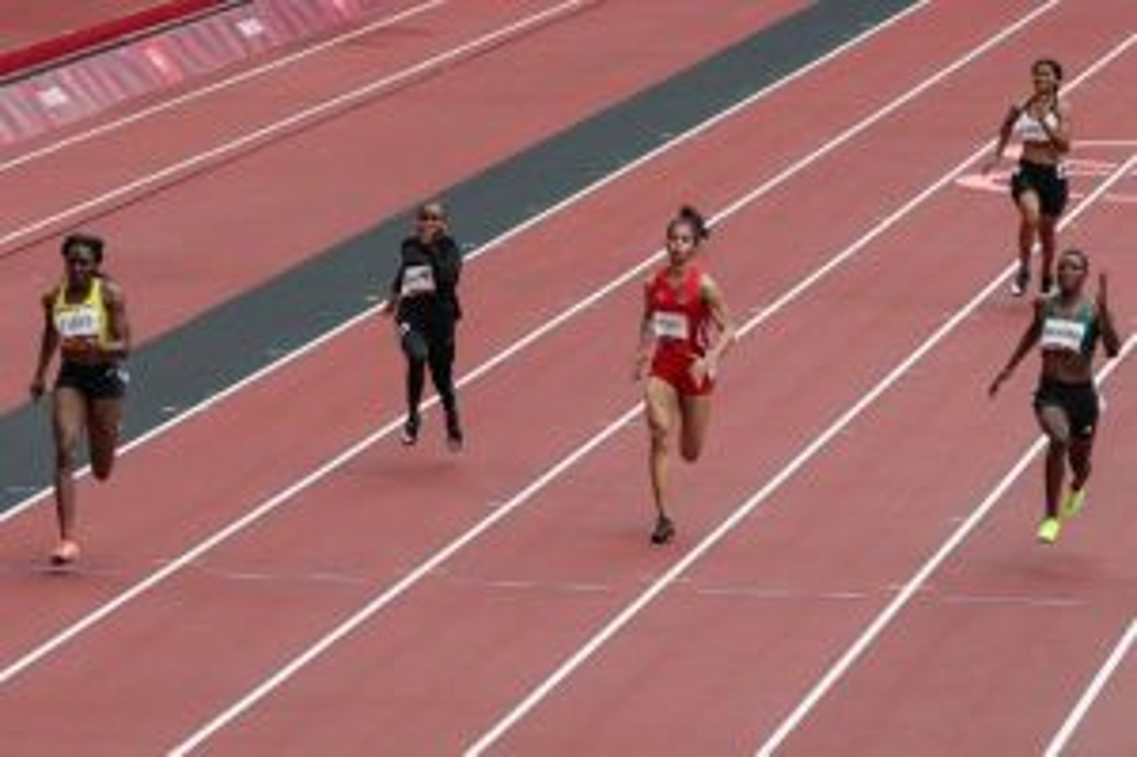 Kejutan, Sprinter Indonesia Lolos Babak Utama Nomer Bergengsi 100 Meter Putri