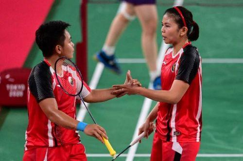 Greysia Polii/Apriyani Rahayu Rebut Emas Olimpiade Tokyo
