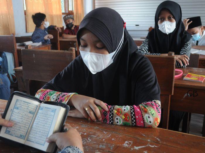 398 Penghafal Al-Quran di Tuban Dapat Tunjangan Kehormatan