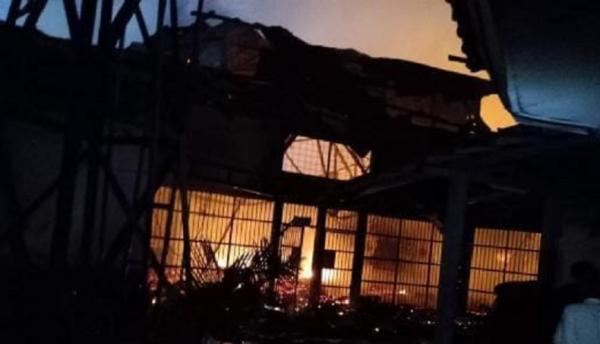 Dalami Penyebab KebakaranLapas Kelas I Tangerang, Kalapas Bakal Diperiksa Polisi