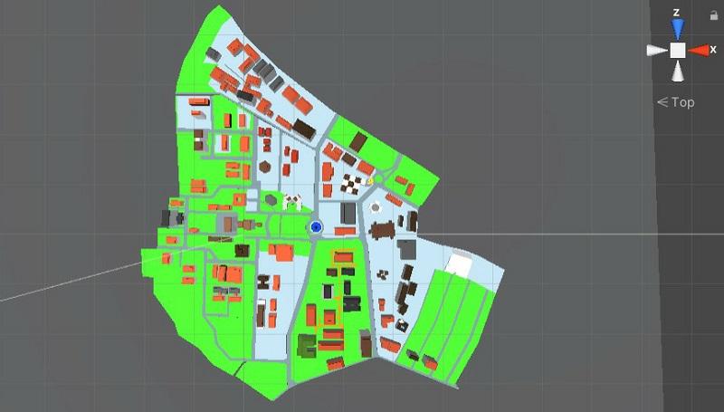 Inovatif, Mahasiswa UB Ciptakan Peta Digital untuk Penyandang Tunanetra