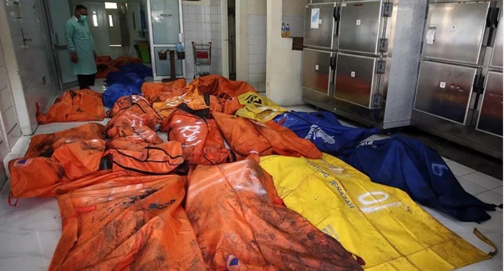 Korban Meninggal Kebakaran Lapas Tangerang Bertambah 2, Total Jadi 48 Orang