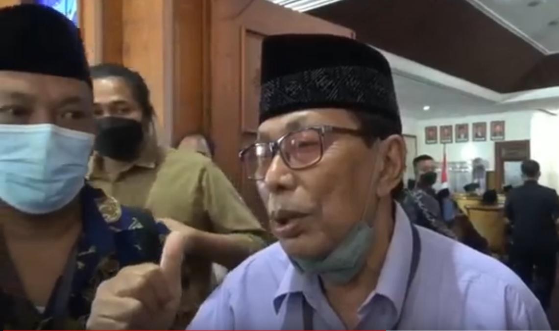 Diwarnai Walk Out, Gatut Sunu Wibowo Terpilih Jadi Wabup Tulungagung
