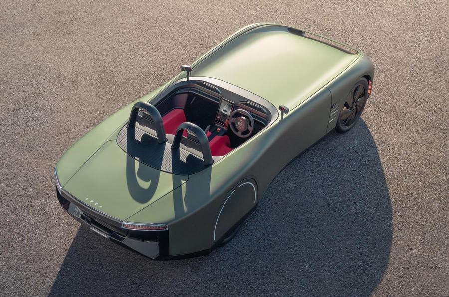 Tak Ingin Ketinggalan, 5 Perusahaan Inggris Berkolaborasi Ciptakan Mobil Listrik Futuristik