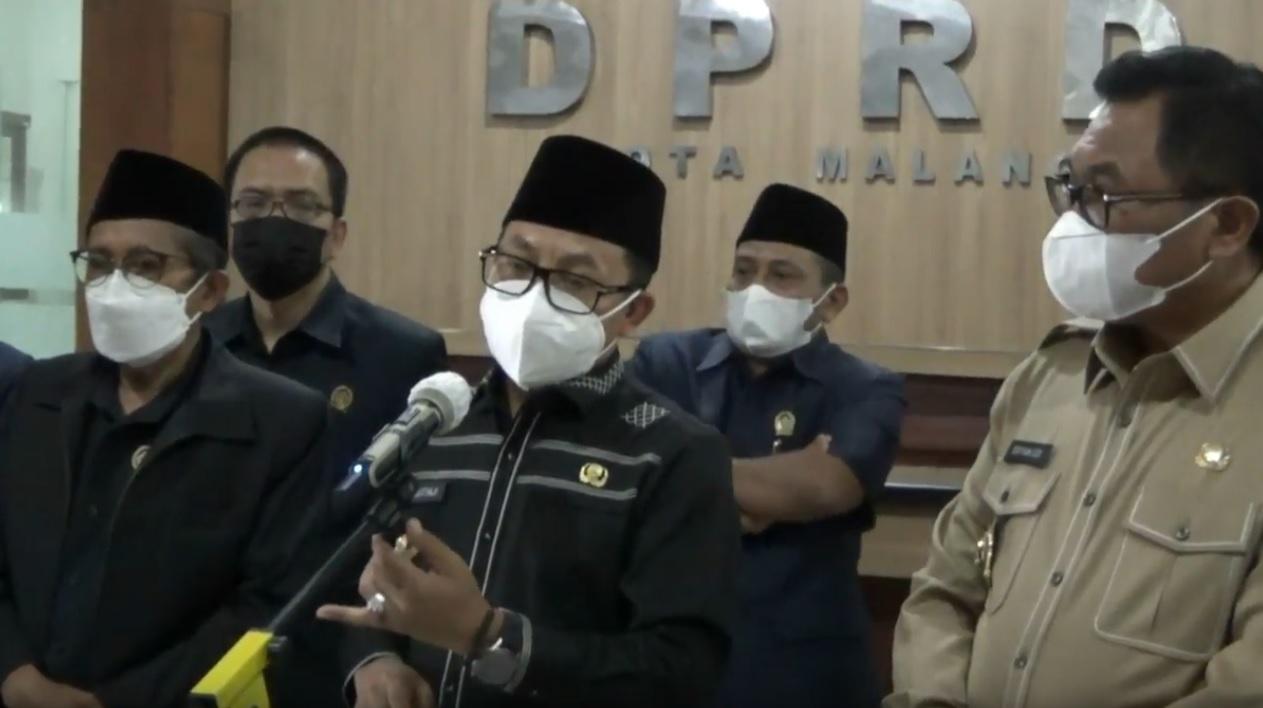 Sempat Bungkam, Wali Kota Malang Akhirnya Minta Maaf