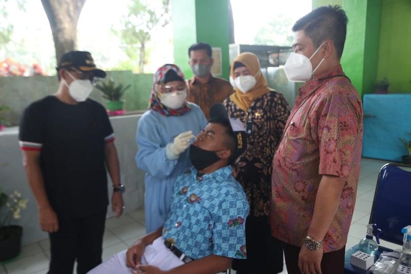 Nihil Klaster PTM di Kota Malang, Swab Tetap Digelar Reguler