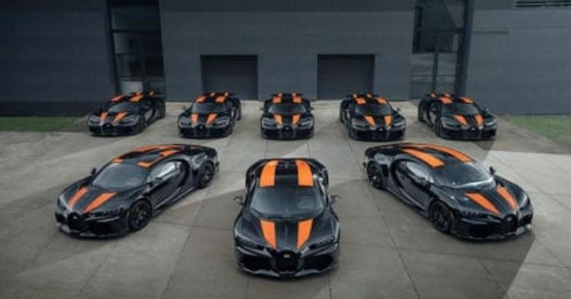 Buggati Luncurkan Hypercar Chiron Edisi Terbatas, Hanya 30 Unit di Dunia