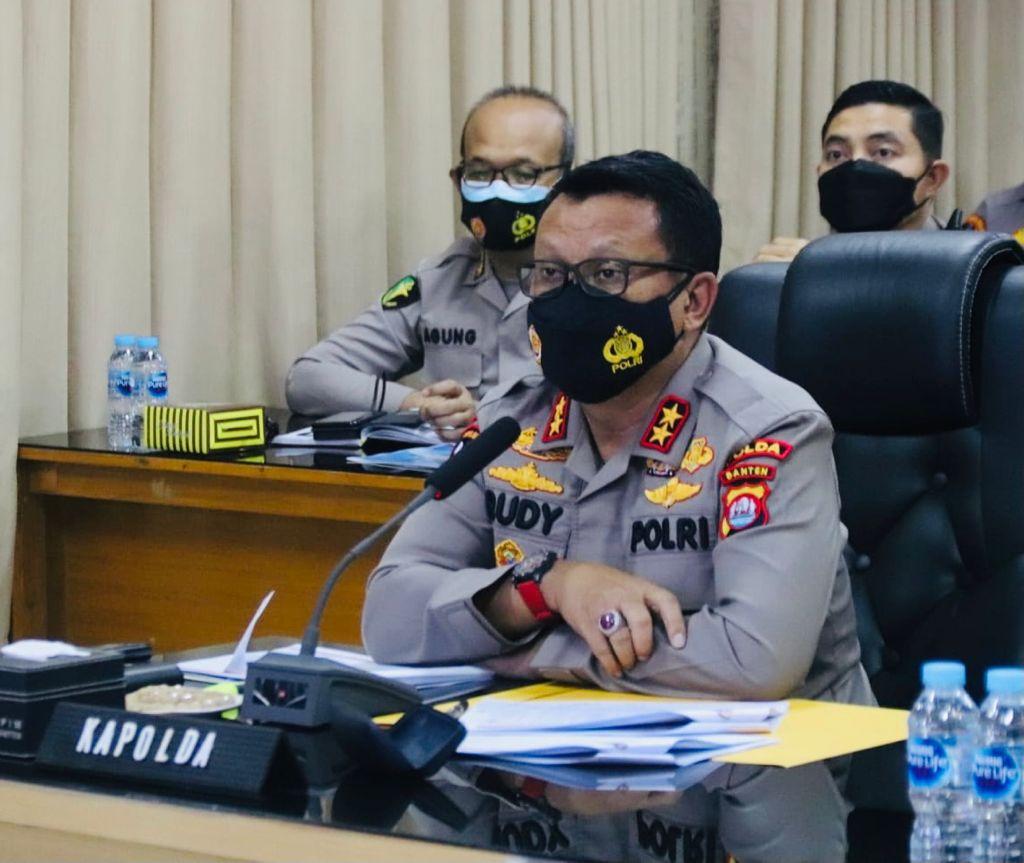 Antisipasi Klaster Covid-19 Saat Pilkades, Kapolda Banten Prioritaskan Serbuan Vaksinasi ke Daerah Pemilihan
